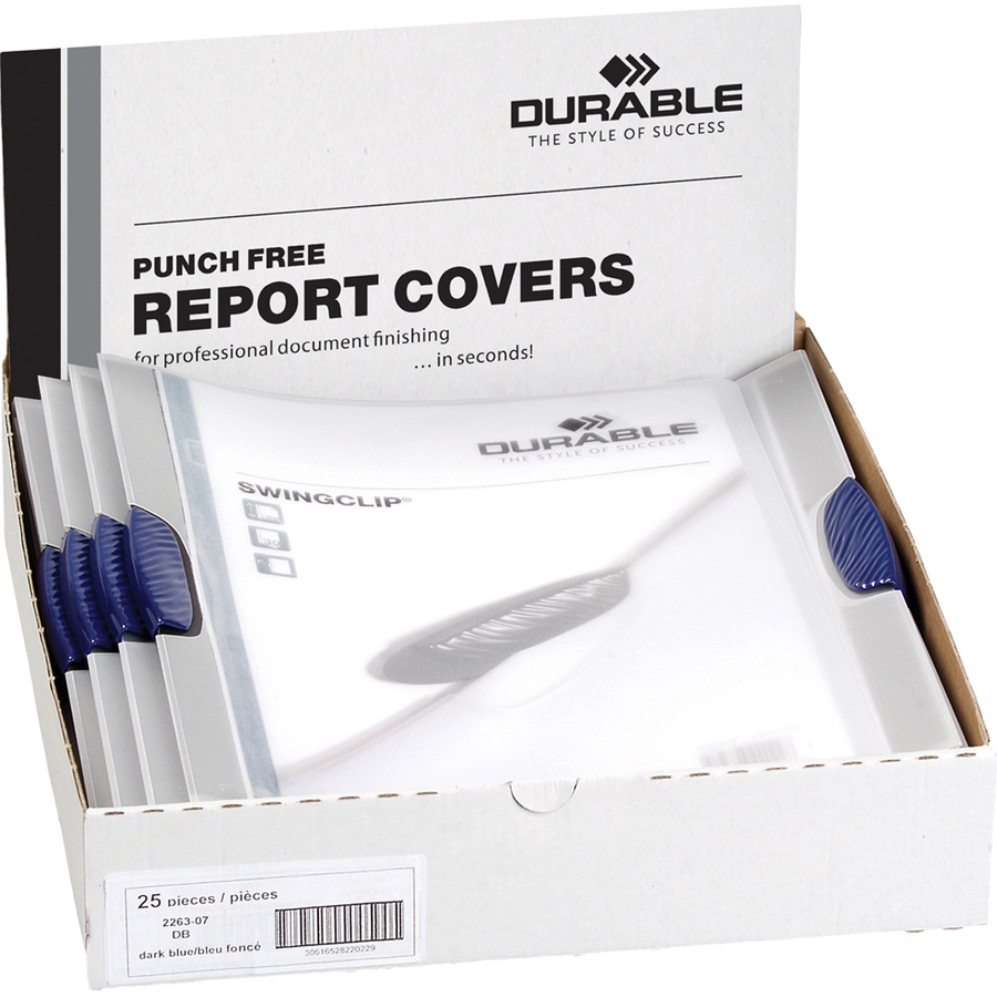 swingclip durable swing clip poly report covers servmart