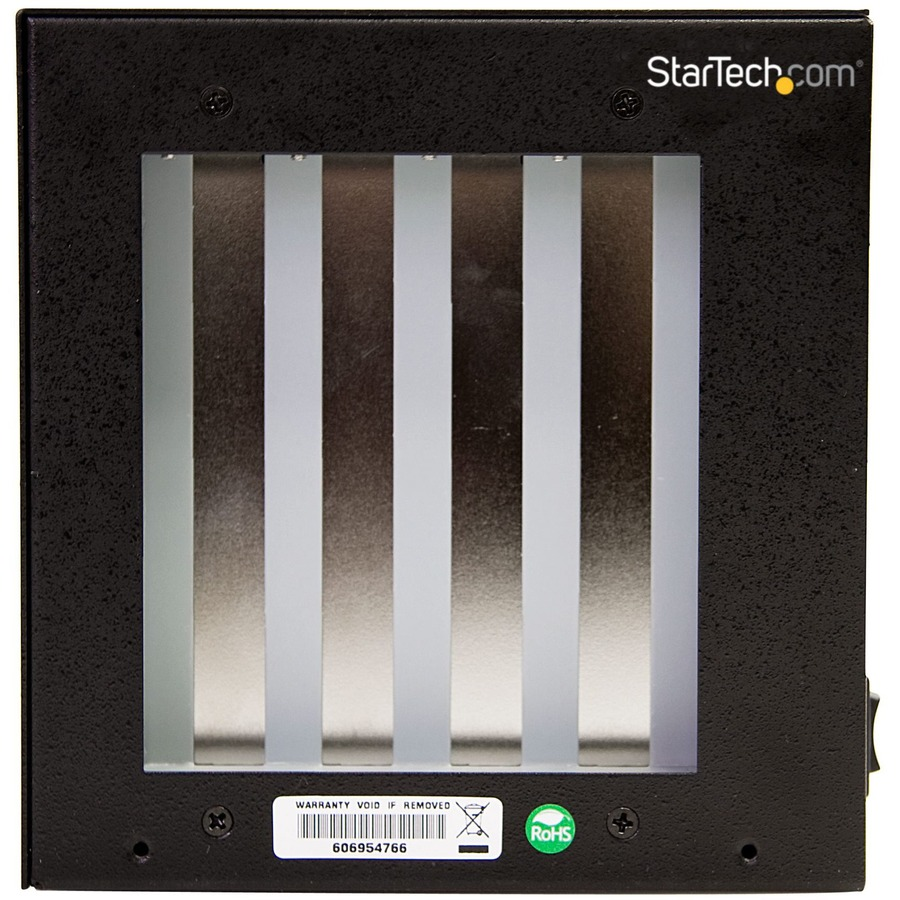 StarTech.com PCI Express to 2 PCI And 2 PCIe Expansion Enclosure System - Full Length - 2 x PCI 33 MHz