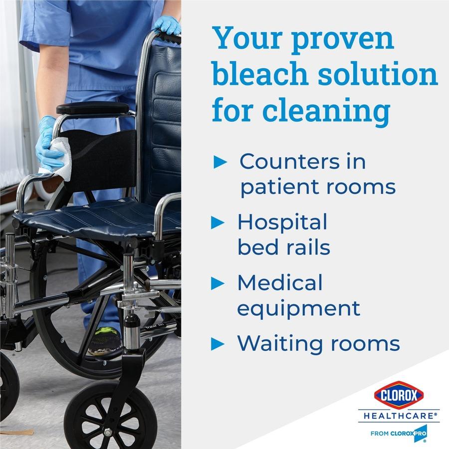 clorox bleach ingredients