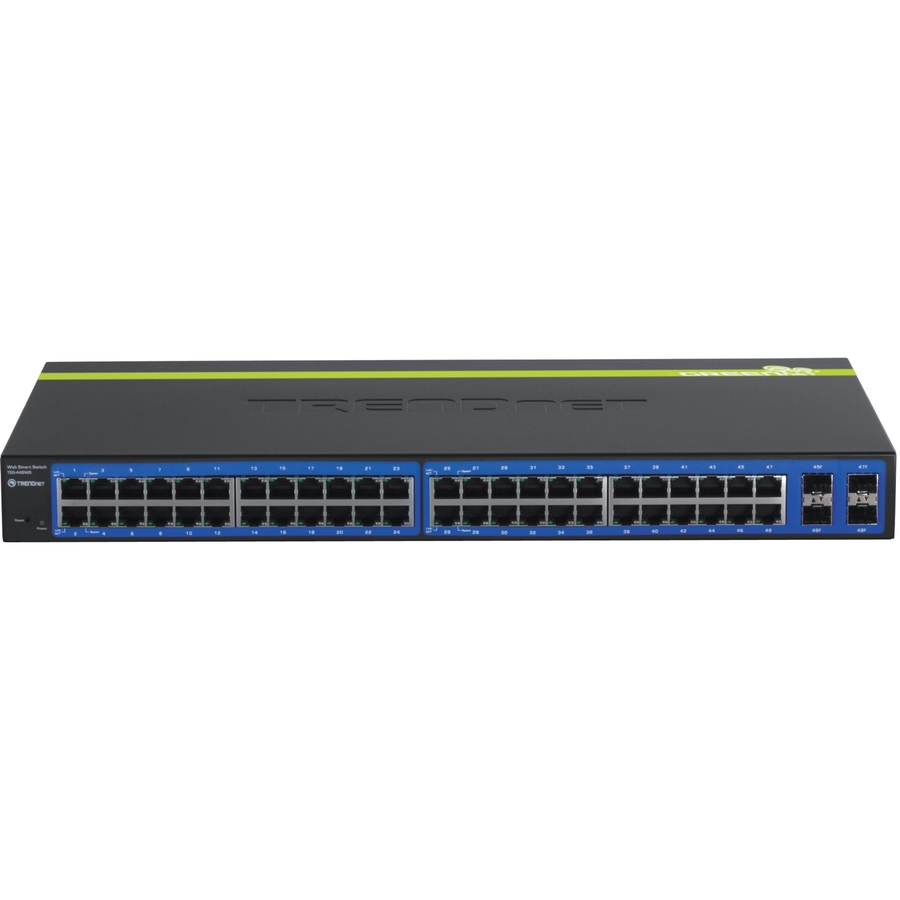 TRENDnet TEG-448WS 48 Ports Manageable Ethernet Switch