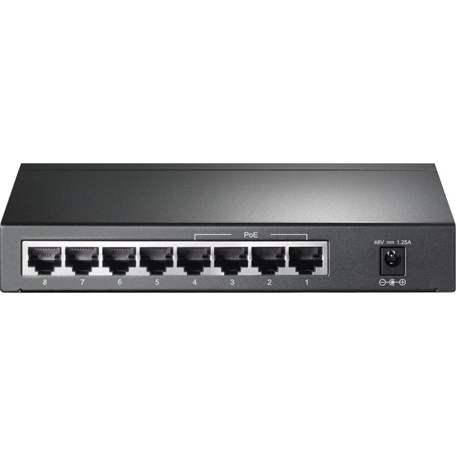 TP-LINK TL-SG1008P 8 Ports Ethernet Switch
