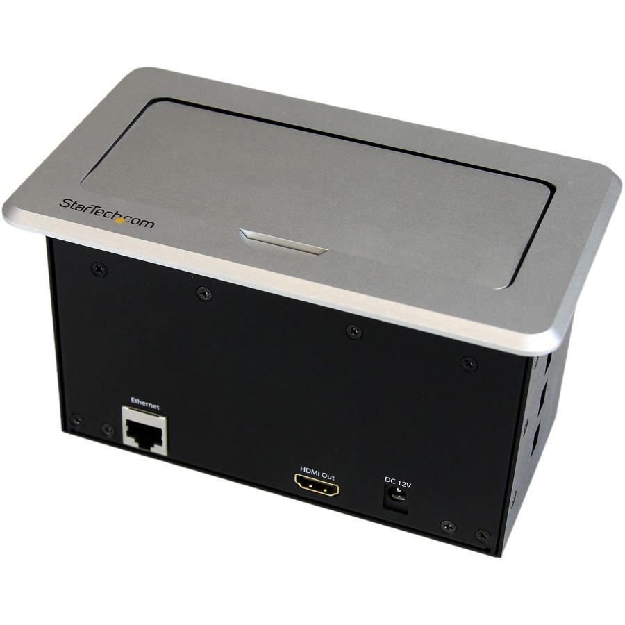 StarTechcom Conference Table Connectivity Box HDMI VGA Mini - Table connectivity box