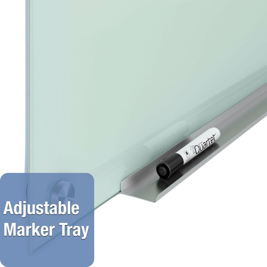 Quartet Infinity Glass Marker Board