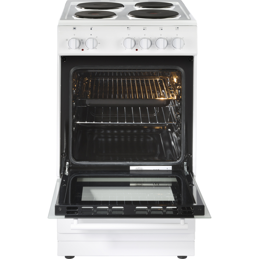 Single Oven With Grill Part - 42: Belling 50cm Electric Cooker