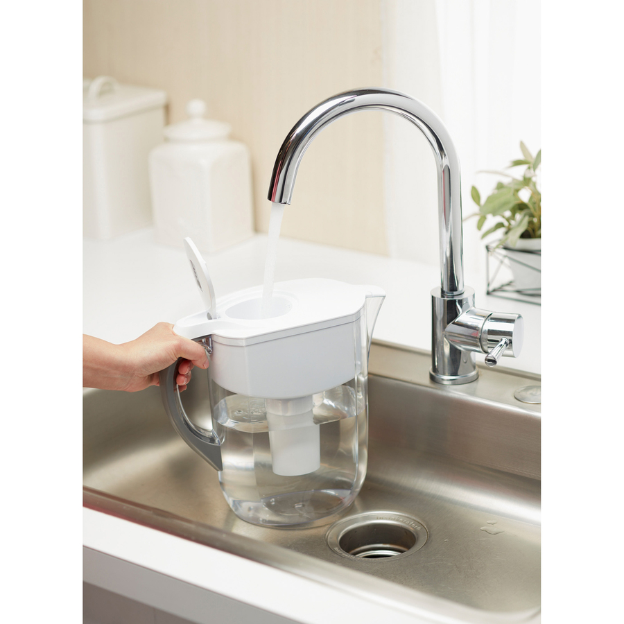 18bab5ff043 Brita Large 10-Cup BPA-Free Grand Water Pitcher with Filter