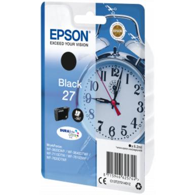 Epson Ink Cartridge - Black - Inkjet - 350 Pages