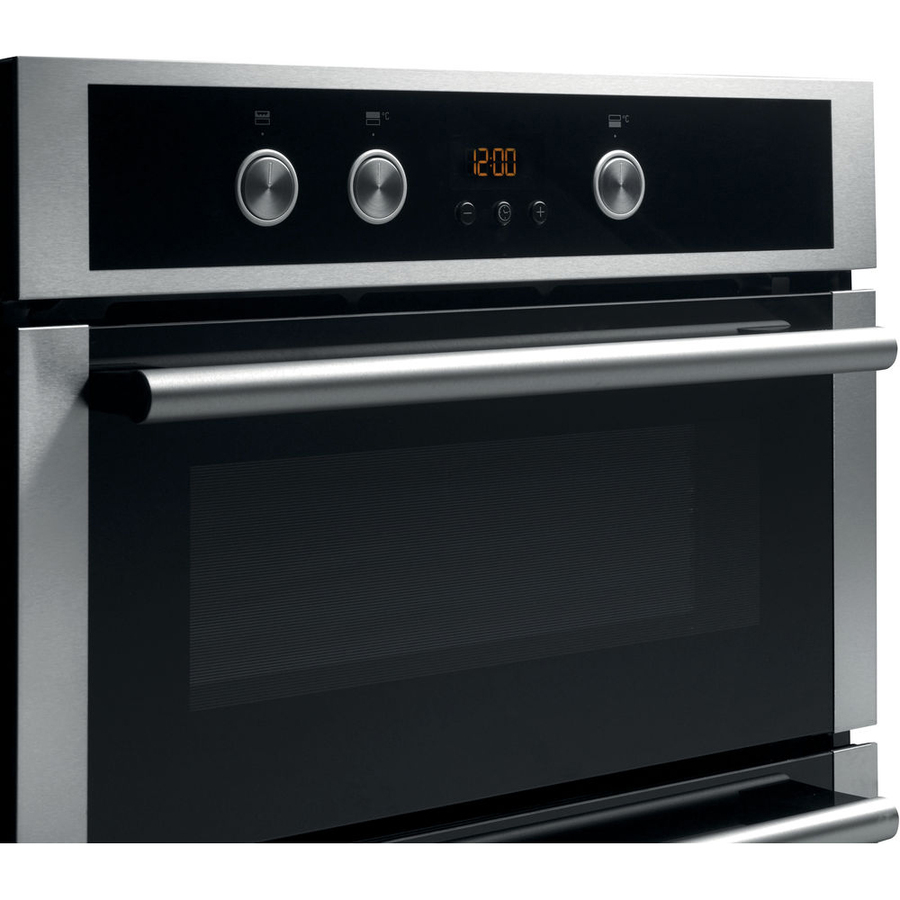 Hotpoint Built-In Double Electric Oven - DD4544JIX