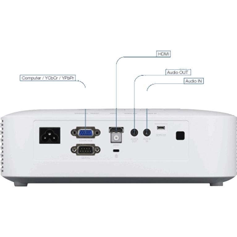 Casio Core XJ-V2-UJ DLP Projector - 4:3