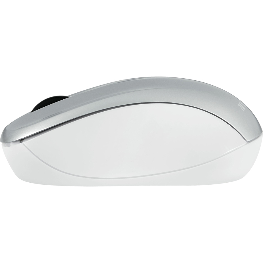 7bed82e4db7 Verbatim Silent Wireless Blue LED Mouse - Silver VER99777 ·  Alternate-Image1 ...