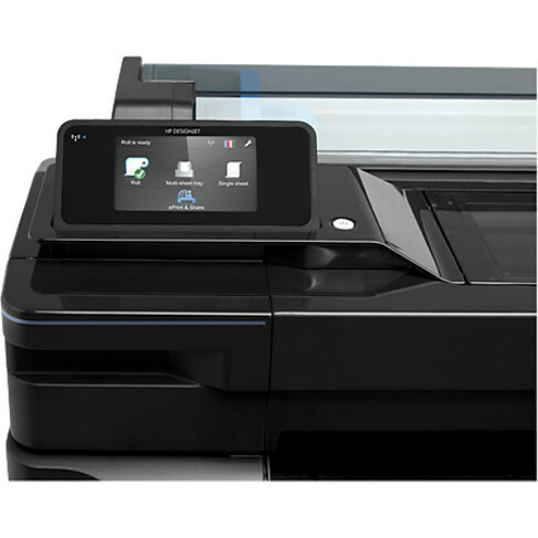 HP Designjet T520 Inkjet Large Format Printer - 914.40 mm 36And#34; Print Width - Colour - Printer - 4 Colors - 35 Second Color Speed - 2400 x 1200 dpi - USB - Etherne