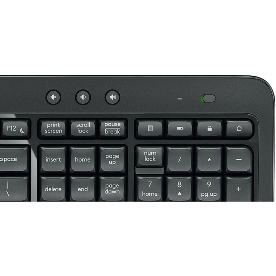Logitech MK540 Keyboard And Mouse - USB Wireless