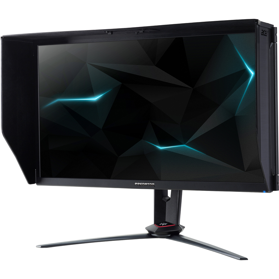 Acer Predator XB273K 68.6 cm 27inch LED LCD Monitor - 16:9 - 4 ms GTG - 3840 x 2160 - 1.07 Billion Colors - 350 cd/mAnd#178;, 400 cd/mAnd#178; - 4K UHD - Speakers - HDMI