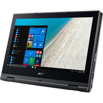 Acer TravelMate B1 B118-M TMB118-M-P7GL 29.5 cm 11.6inch Notebook - 1366 x 768 - Pentium Silver N5000 - 4 GB RAM - 128 GB SSD - Windows 10 Home 64-bit - Intel UHD Gra