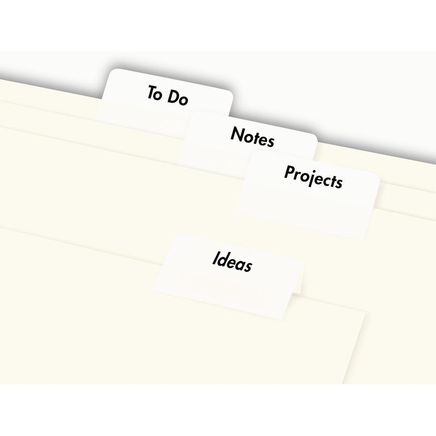 graphic relating to Printable Tabs referred to as Avery® Printable Self-Adhesive Tabs - Print-upon Tab(s)1.25