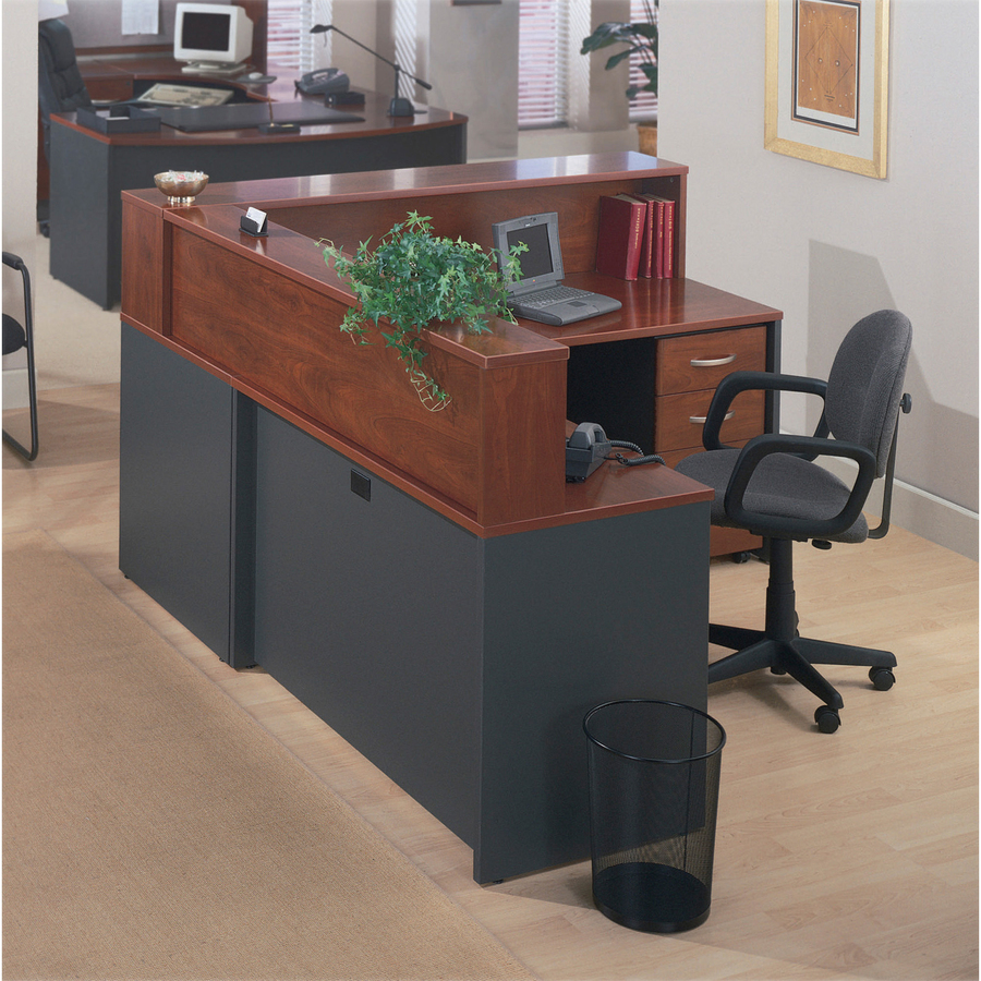 Bush Business Furniture Series C 36W 2 Drawer Lateral File