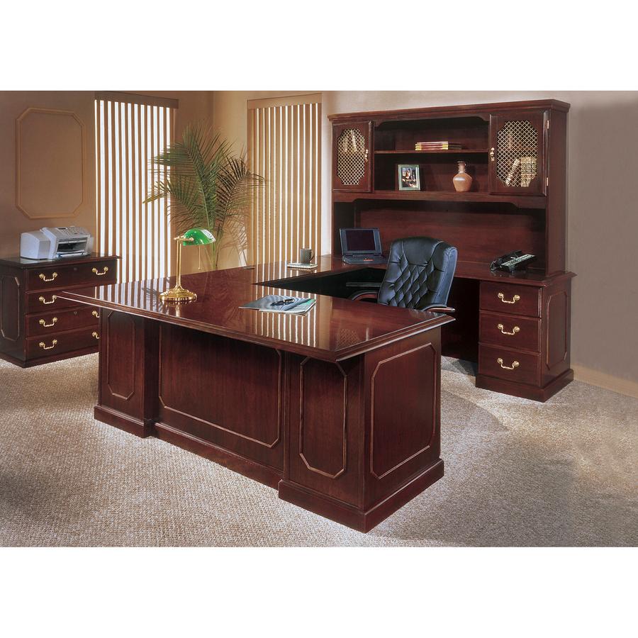 DMI Office Furn DMi Governor Executive Desk DMI - 36 desk with drawers