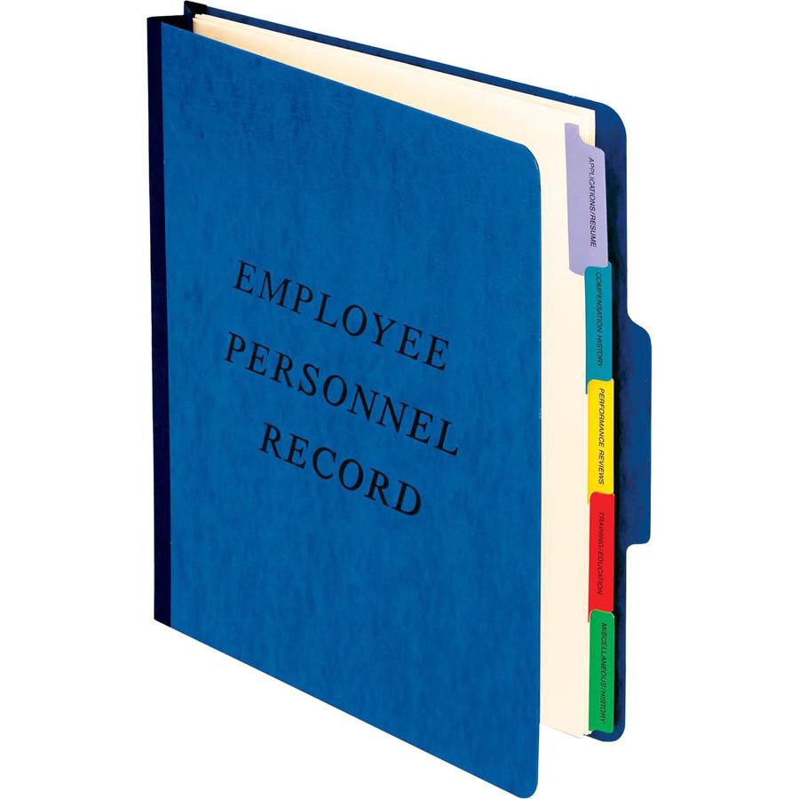 pendaflex employee  personnel folders