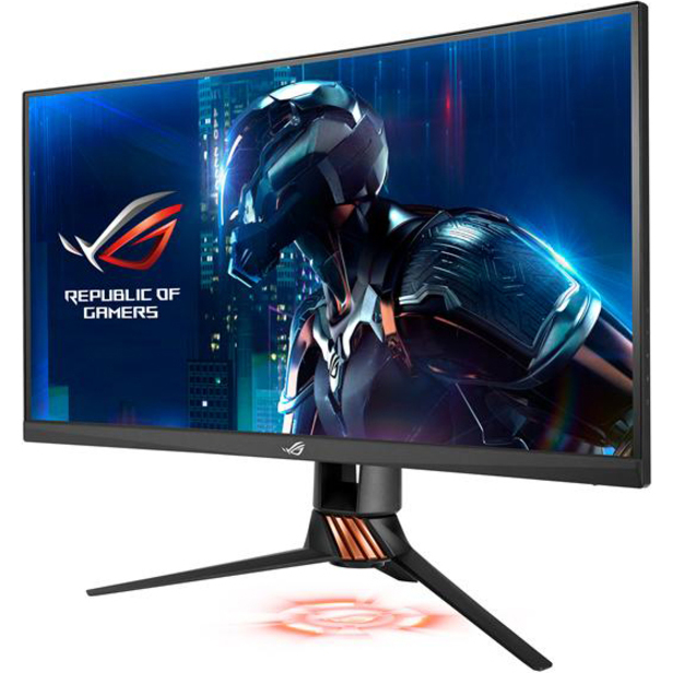 ROG Swift PG27VQ  27inch LED LCD Monitor - 16:9 - 1 ms - 165Hz