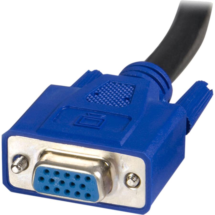 Startech VGA plus USB KVM Cable - 1.8m