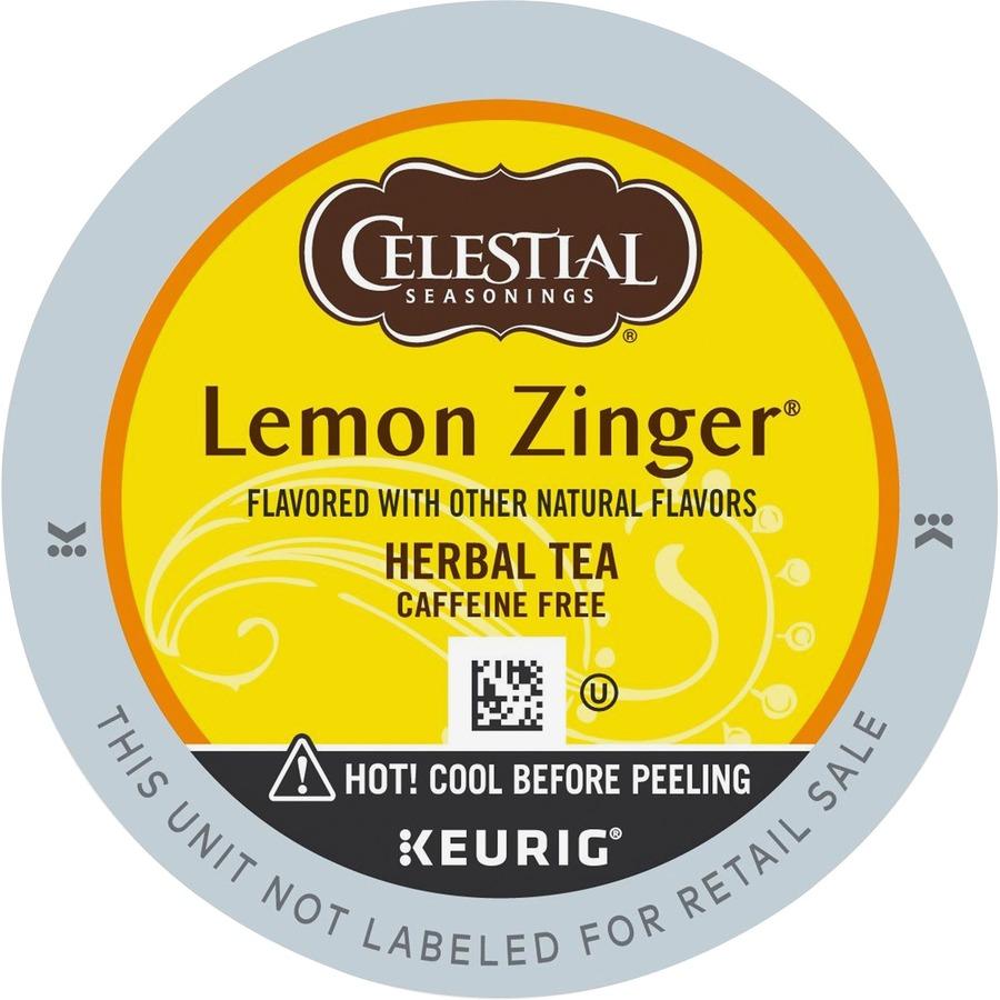 Celestial Seasonings Variety Tea Sampler K Cup Pods 24