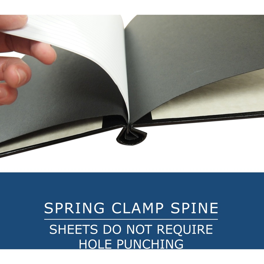 roaring spring thesis binder Thesis binder features a leatherette cover and spine clamp to hold unpunched documents for presentation high tension spine clamp does not require hole punching.