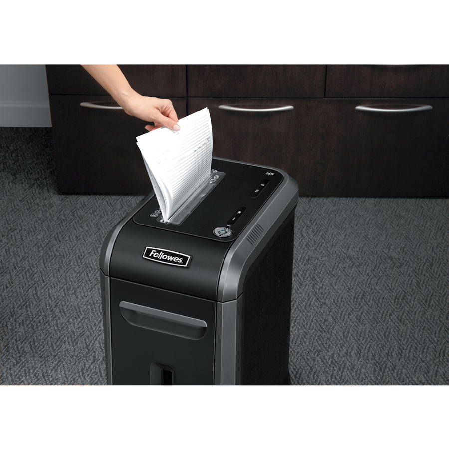 Fellowes Powershred® 90S Strip-Cut Shredder - Non-continuous
