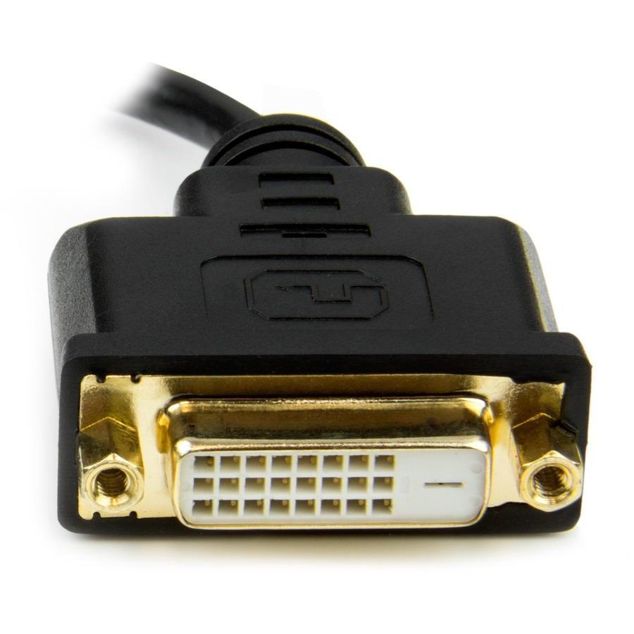 StarTech.com Mini HDMI to DVI-D adapter M/F