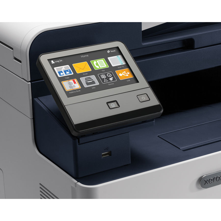 Xerox WorkCentre 6515V/DNI LED Multifunction Printer - Colour - Plain Paper  Print - Desktop - Copier/Fax/Printer/Scanner - 28 ppm Mono/28 ppm Color