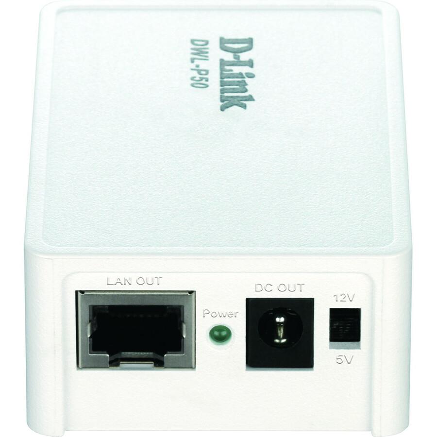 D-Link DWL-P50 PoE Splitter - 48 V DC Input