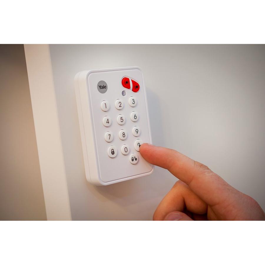 sr 320 yale alarm kit ci distribution. Black Bedroom Furniture Sets. Home Design Ideas