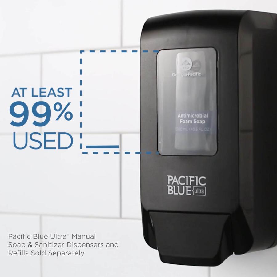Pacific Blue Ultra Foam Hand Sanitizer Refill By Gp Pro