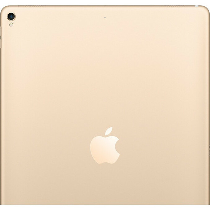 Apple iPad Pro Tablet - 32.8 cm 12.9inch - Apple A10X Hexa-core 6 Core - 256 GB - iOS 10 - 2732 x 2048 - Retina Display - Gold - Wireless LAN - Bluetooth - Lightnin