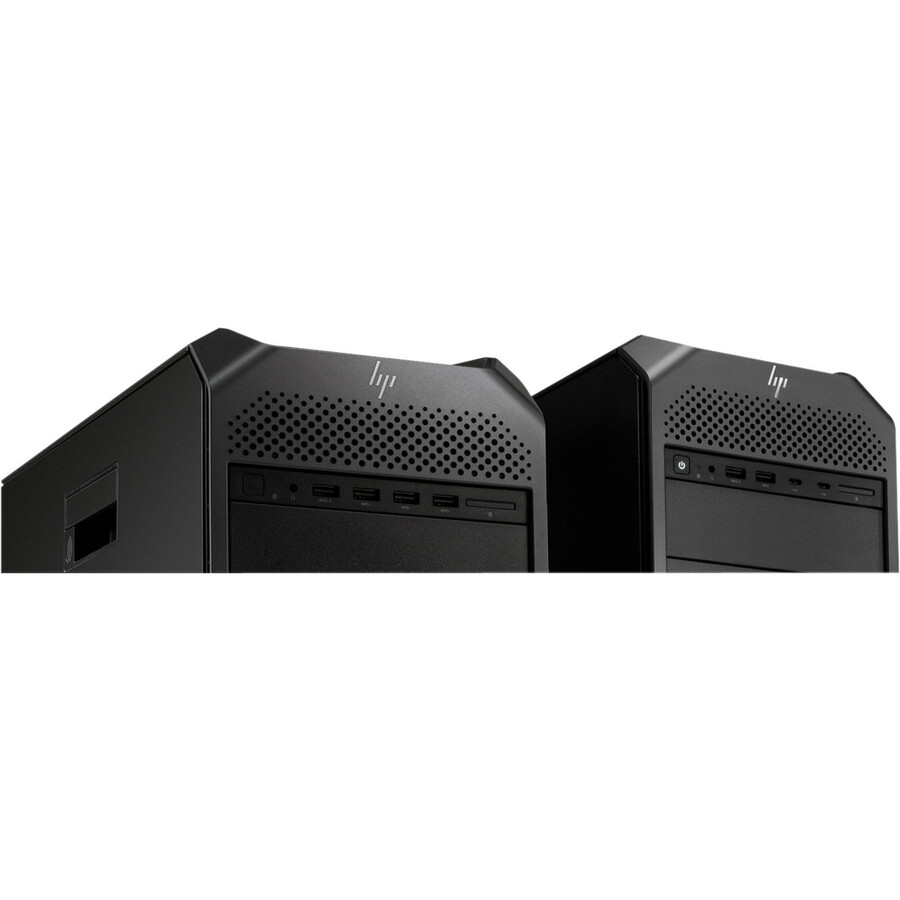 HP Z6 G4 Workstation - Xeon Silver 4108 - 32 GB RAM - 1 TB HDD - Mini-tower  - Black - Windows 10 Pro - Serial ATA/600 Controller - 0, 1, 5, 10 RAID