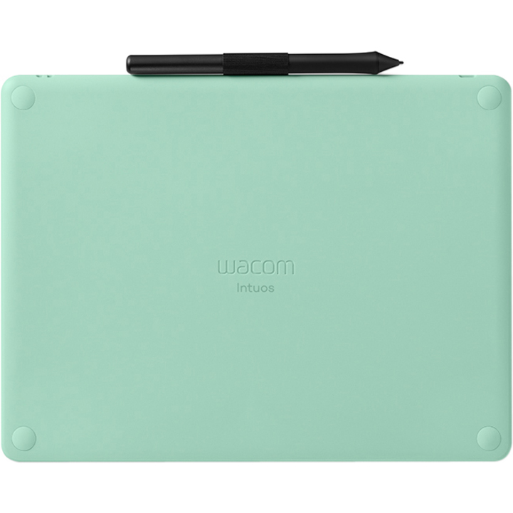 Wacom Intuos M CTL-6100WL Graphics Tablet - 2540 lpi - Wired/Wireless - Pistachio