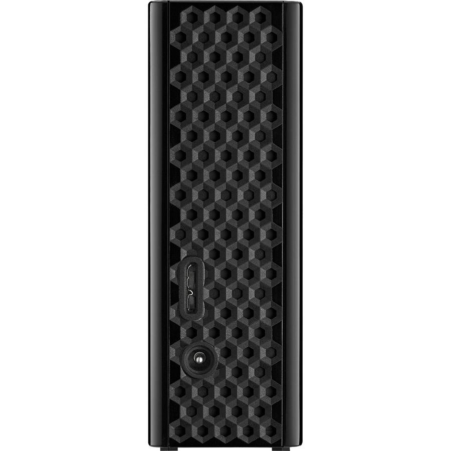 Seagate Backup Plus Hub STEL10000400 10 TB Hard Drive - External - Desktop - USB 3.0 - Retail