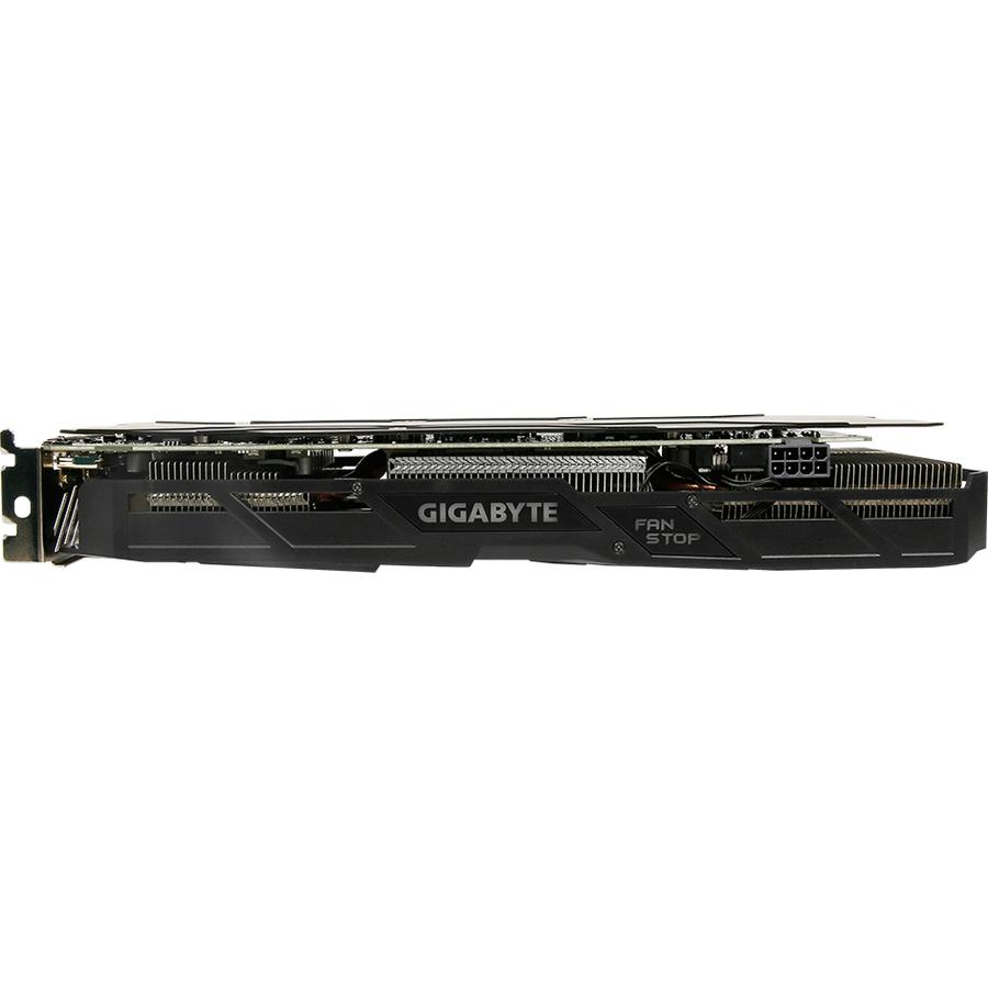 Gigabyte Ultra Durable VGA GV-N1060G1 GAMING-6GD V2 GeForce GTX 1060  Graphic Card - 6 GB GDDR5 - 1 62 GHz Core - 192 bit Bus Width - DisplayPort  -