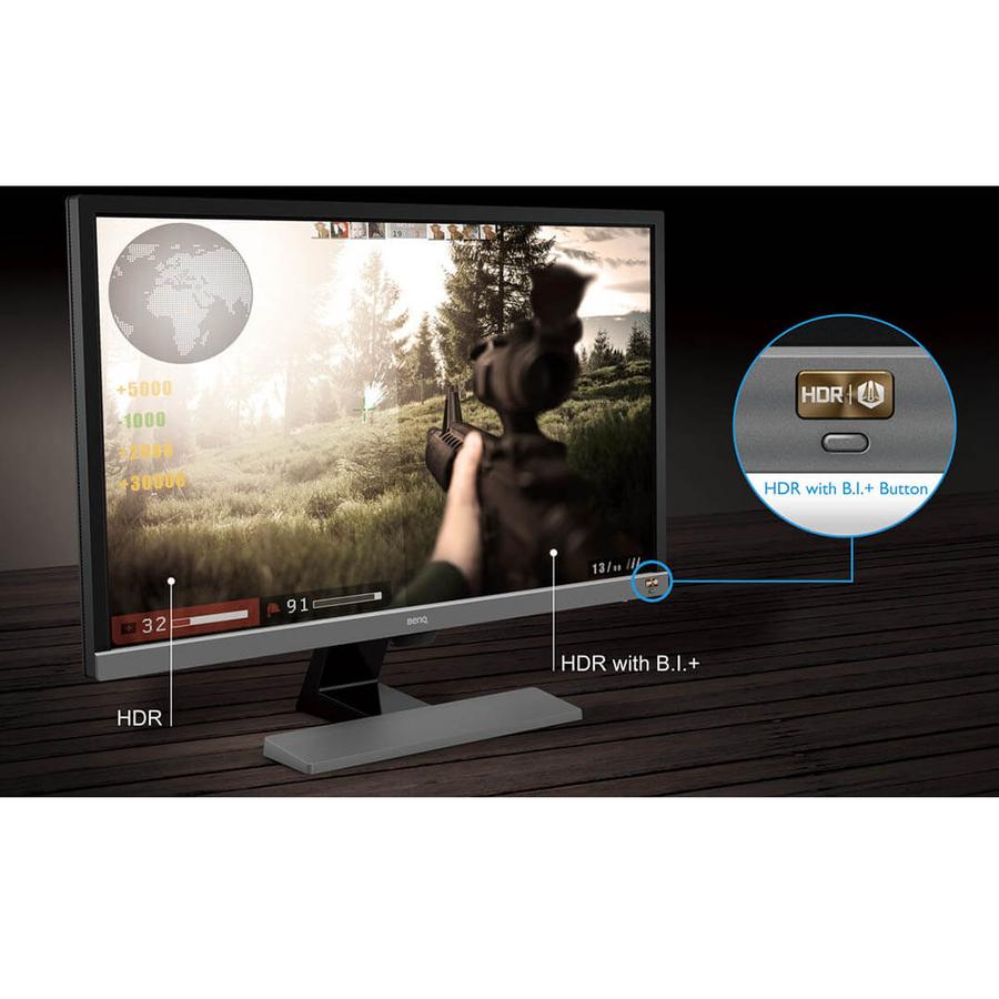 BenQ EL2870U 27.9inch WLED 4K UHD LCD Monitor - HDR - 16:9 - 1 ms GTG