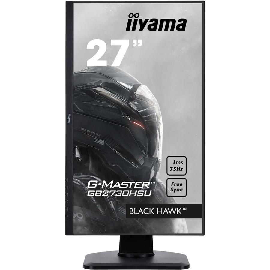 iiyama G-MASTER GB2730HSU-B1 27And#34; LED LCD Monitor - 16:9 - 1 ms