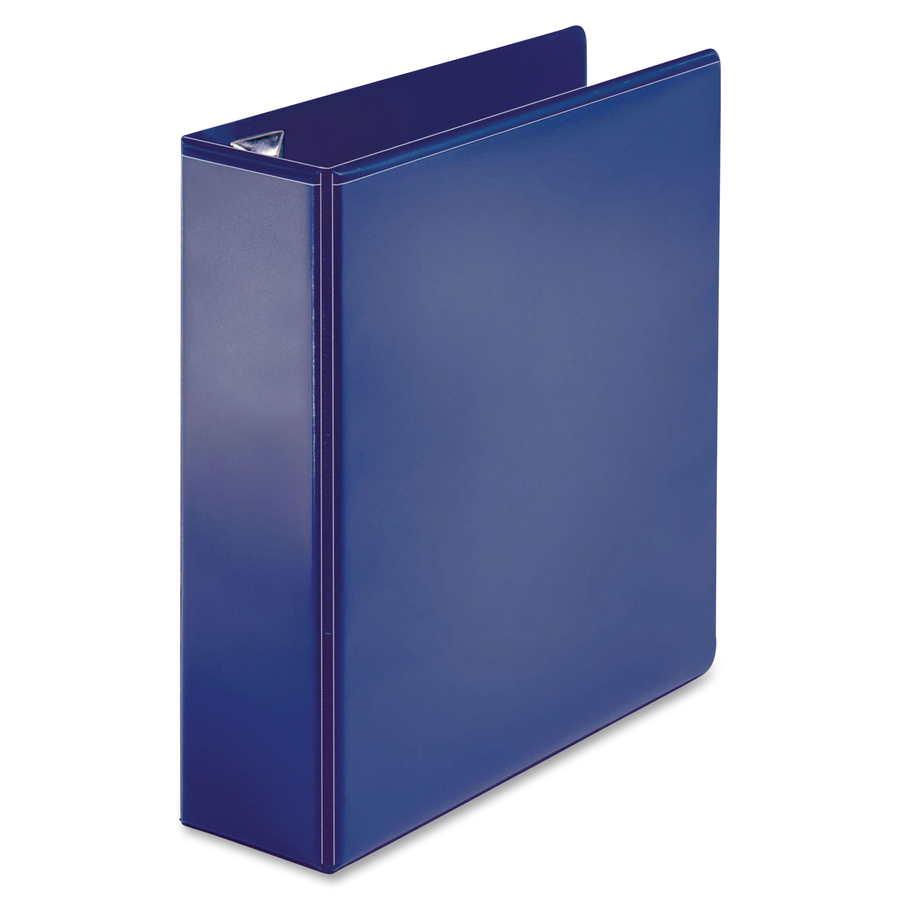 Business Source 3 Quot 3 Ring View Binder Easy Open D Rings