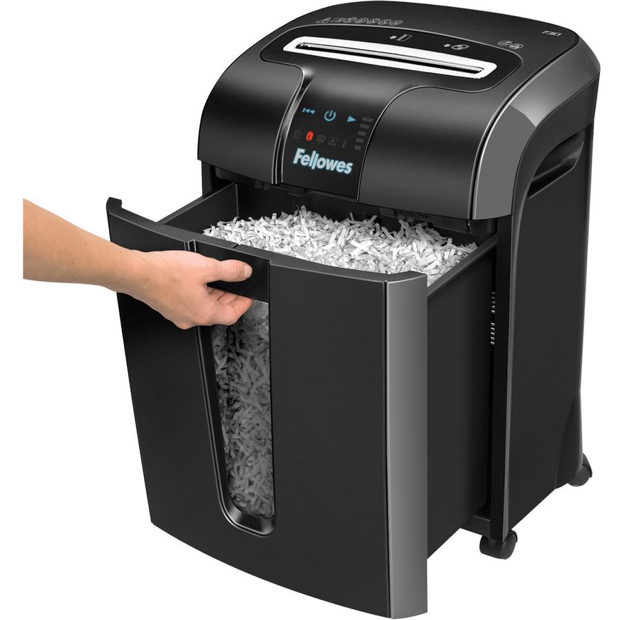 commercial paper shredder research