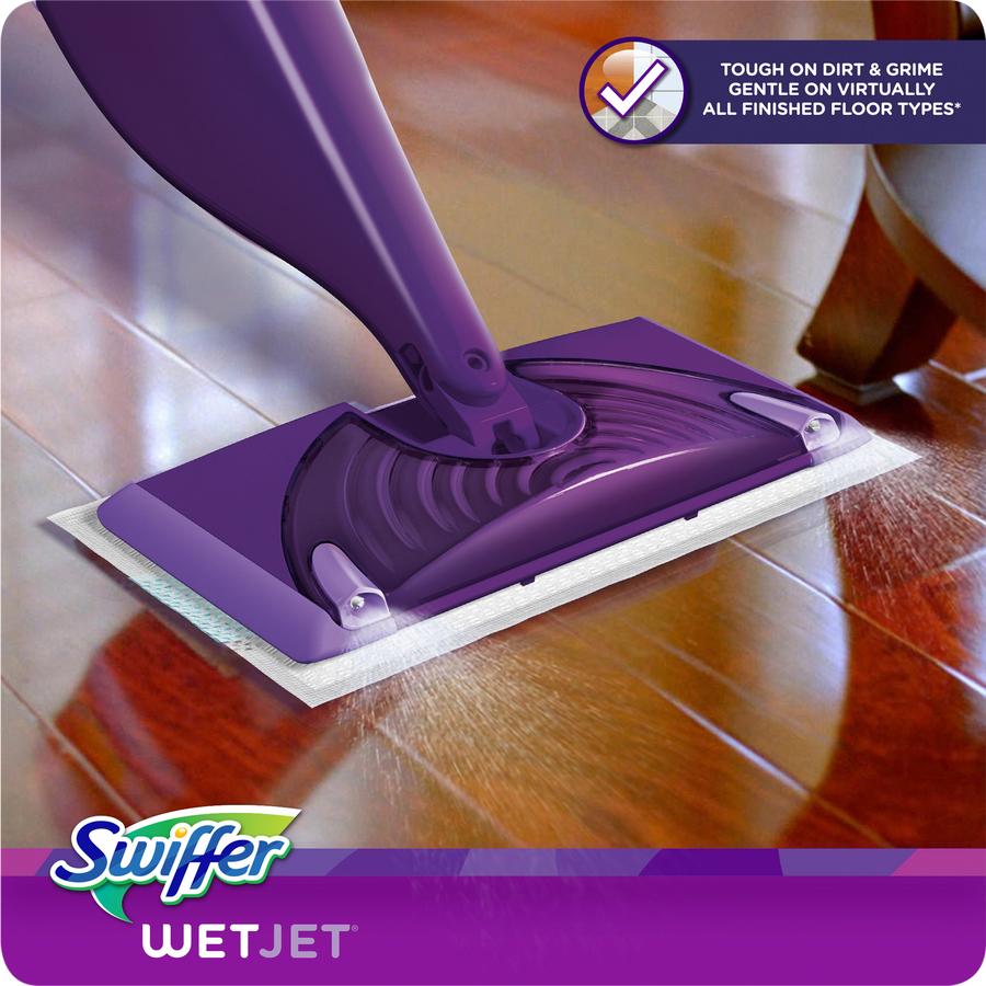 Swiffer wetjet wood floor cleaner - Loading Zoom