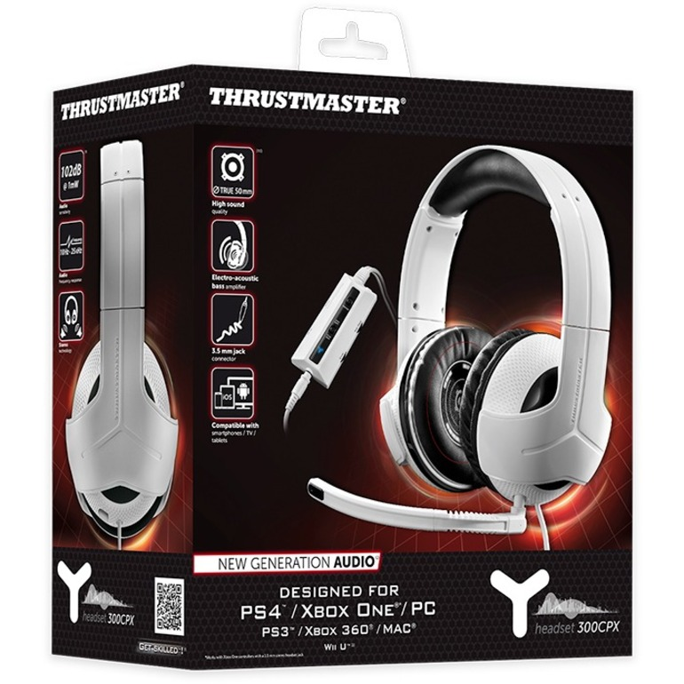Thrustmaster Y-300CPX Wired Over-the-head Stereo Headset