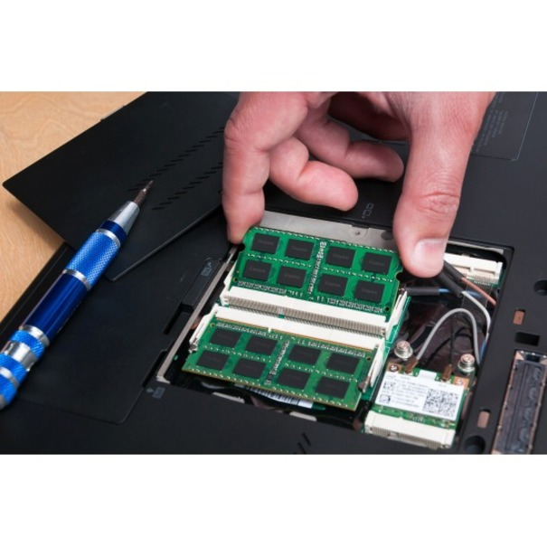Kingston ValueRAM RAM Module - 8 GB - DDR4 SDRAM - 2400 MHz DDR4-2400/PC4-19200 - 1.20 V - Non-ECC - Unbuffered - CL17 - 260-pin - SoDIMM