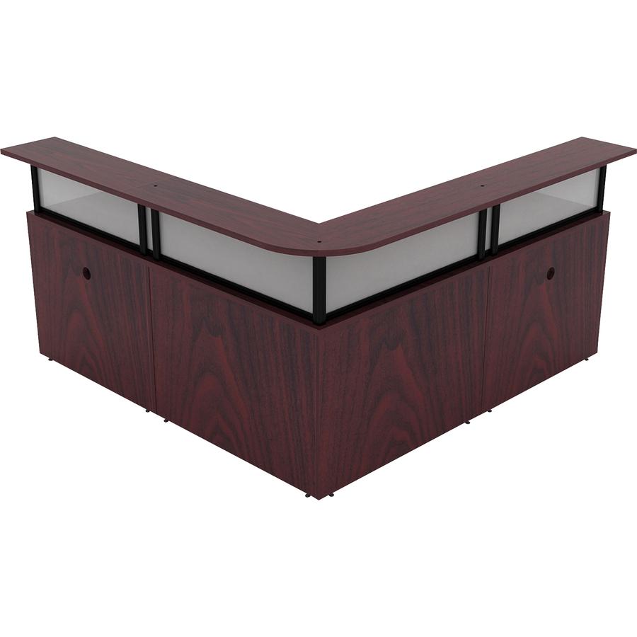 Lorell Desktop Panel System Post Yuletide Office Solutions