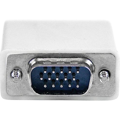StarTech.com 10 ft Mini DisplayPort to VGA Adapter Converter Cable - mDP to VGA 1920x1200