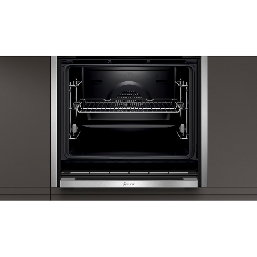 Neff built in single electric oven b57cr23n0b - Neff electric ...