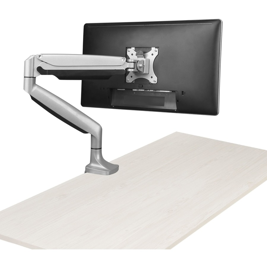 StarTech Articulating Monitor Arm - Single Monitor Stand - Monitors up to 32inch - Aluminum - VESA Mount - Monitor Desk Mount