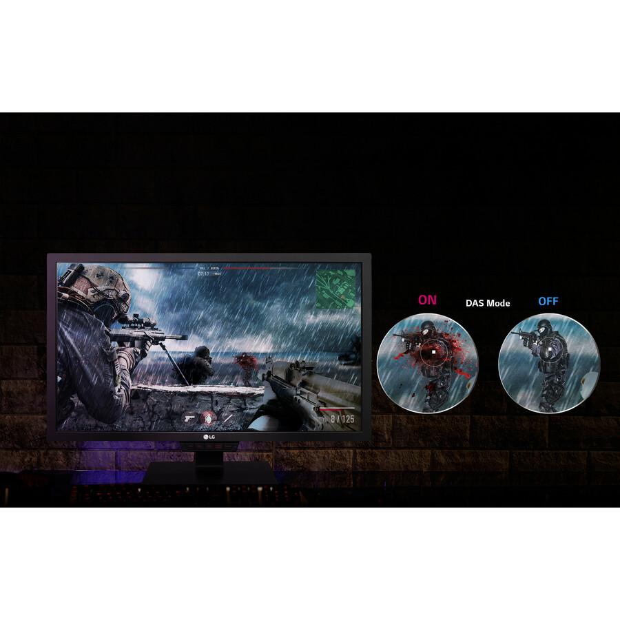 LG 24GM79G-B 24inch LCD Monitor - 16:9 - 5 ms