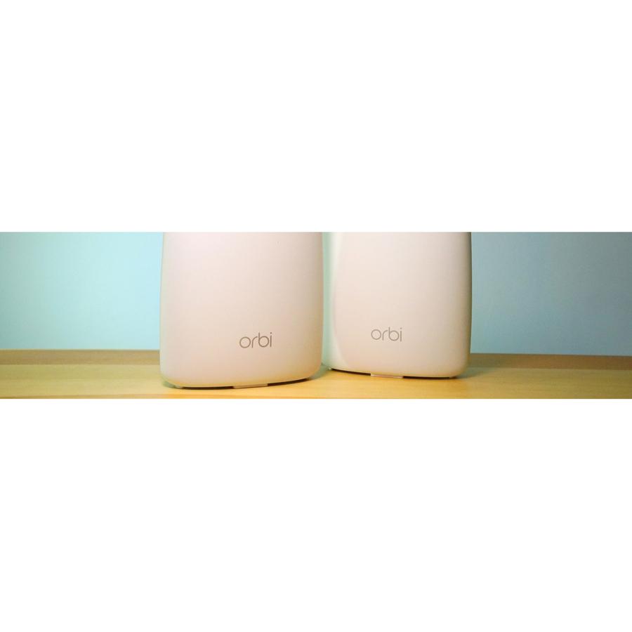 Netgear Orbi RBS20 IEEE 802 11ac 2 15 Gbit/s Wireless Range Extender