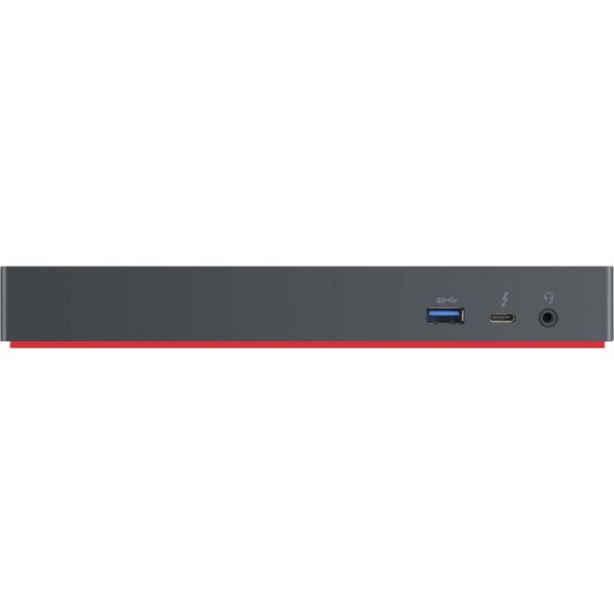 Lenovo ThinkPad Thunderbolt 3 Dock Gen 2 - US - for Notebook - 135 W - USB  Type C - Thunderbolt - Wired 40AN0135US